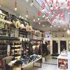 đèn thả shop thời trang