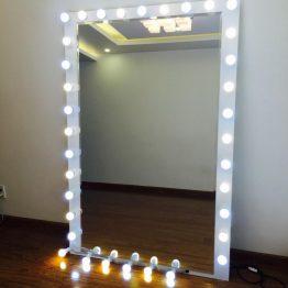 gương đèn