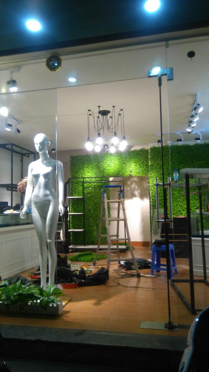 mở shop thời trang cần bao nhiêu vốn